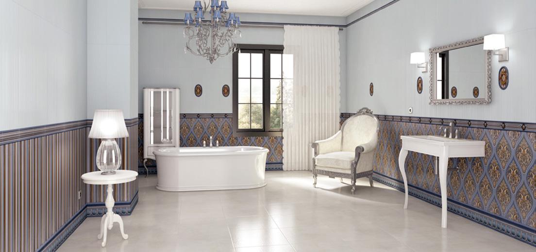 płytki łazienkowe klasyczne