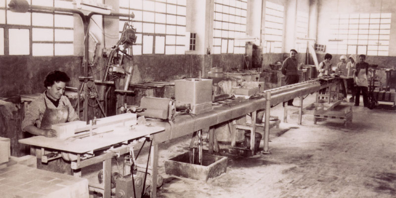 ElMolino - dawna fabryka
